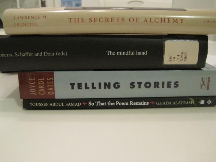 On Nina Katchadourian's _Sorted Books_
