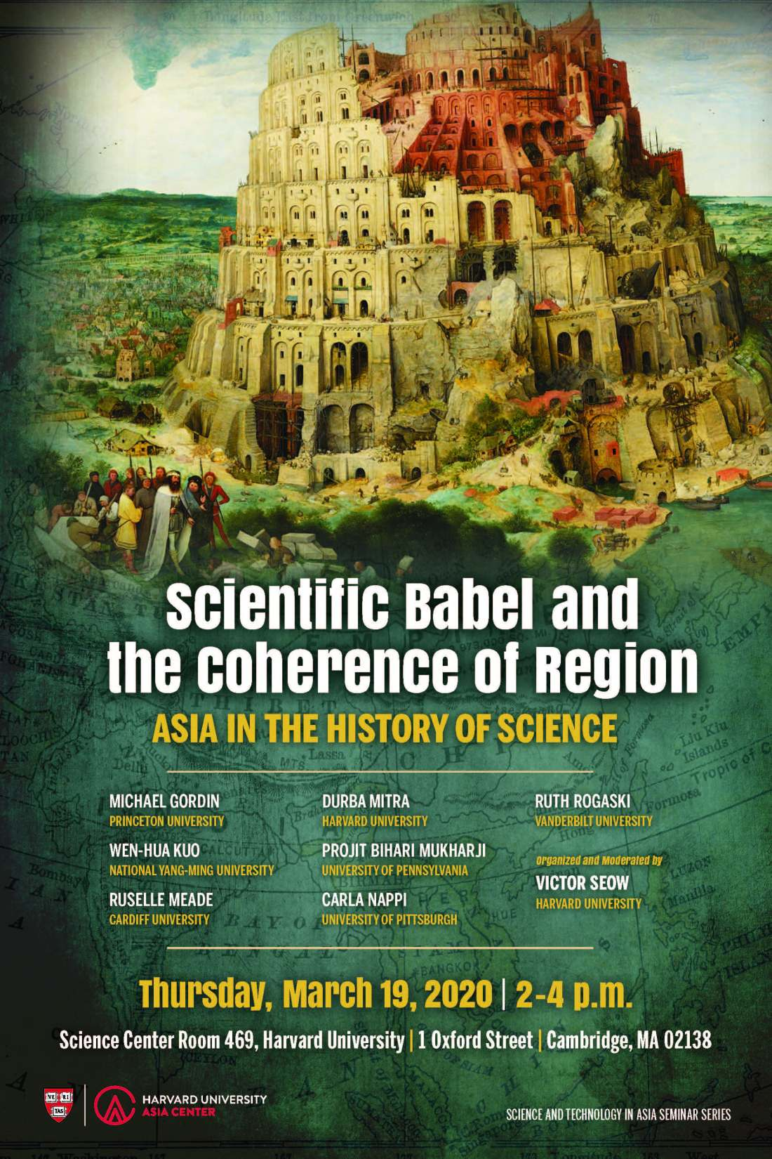 Scientific Babel and the Coherence of Region